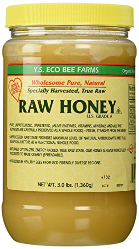 Eco Bee Farms HONEY Unpasteurized product image