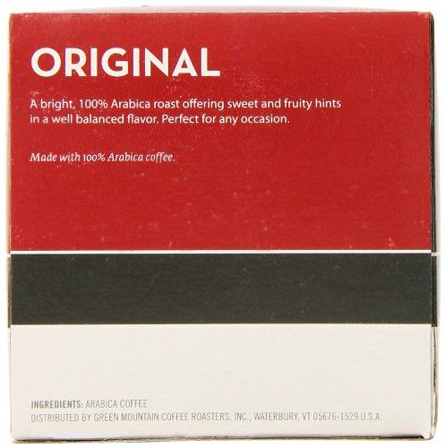 Eight O'Clock Coffee The Original, Single Serve Coffee K-Cup Pod, Medium Roast, 72 by Green Mountain Coffee (Image #6)