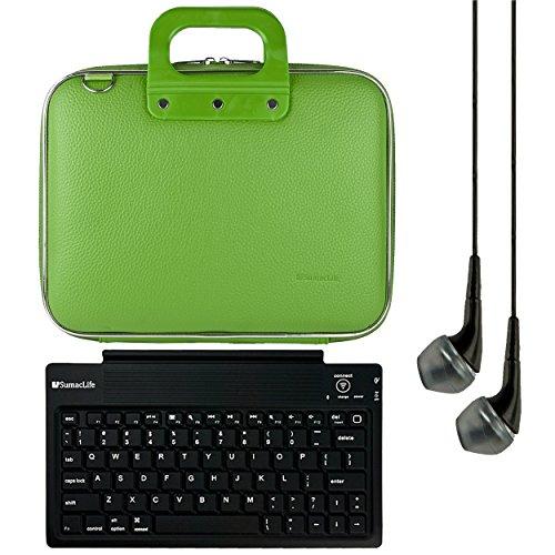 SumacLife Cady 10.1-inch Tablet Messenger Bag for Samsung...