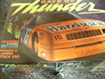 Hardees Chevy Lumina #18 Model Kit (1990) by Monogram