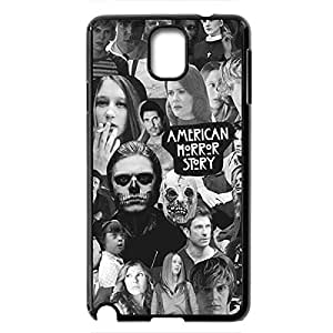 Custom Design American Horror Story Hard Shell Phone Case Lightweight Printed Case Cover for Samsung Galaxy Note 3 N9000 Designed by Windy City Accessories hjbrhga1544