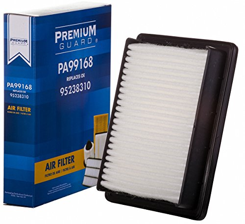 PG Air Filter PA99168 | Fits 2016-19 Chevrolet Spark