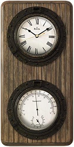 Monterey Weather Clock