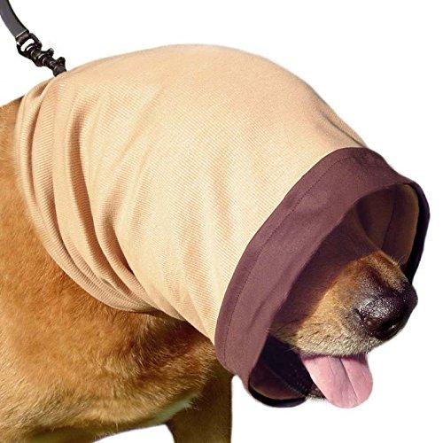 Obedient Pup Vision Blocker, Dog Blinder, Training Aid (Medium)