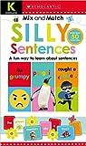 Best Cartwheel Books For Kindergartens - Kindergarten Mix & Match Silly Sentences Review