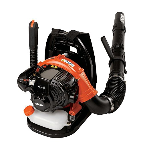 - Echo PB-265LN, 25.4cc Low Noise Backpack Blower W/Hip Mount Throttle