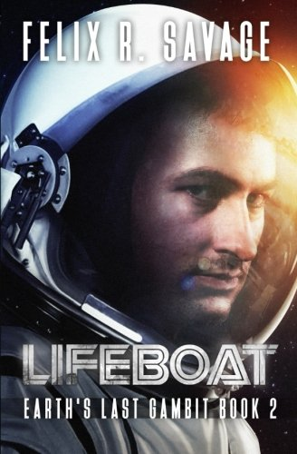 Lifeboat Contact Technothriller Earths Gambit product image