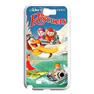 The Rescuers For Samsung Galaxy Note 2 N7100 Cases Cover Cell Phone Case STX071235