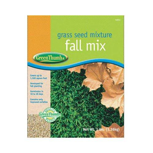 3 Lb Fall Grass Seed - 5