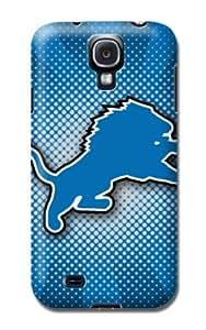 DIY Ingenious NFL Detroit Lions Protective Hard Case for Samsung Galaxy S4 i9500 i9505 i9502