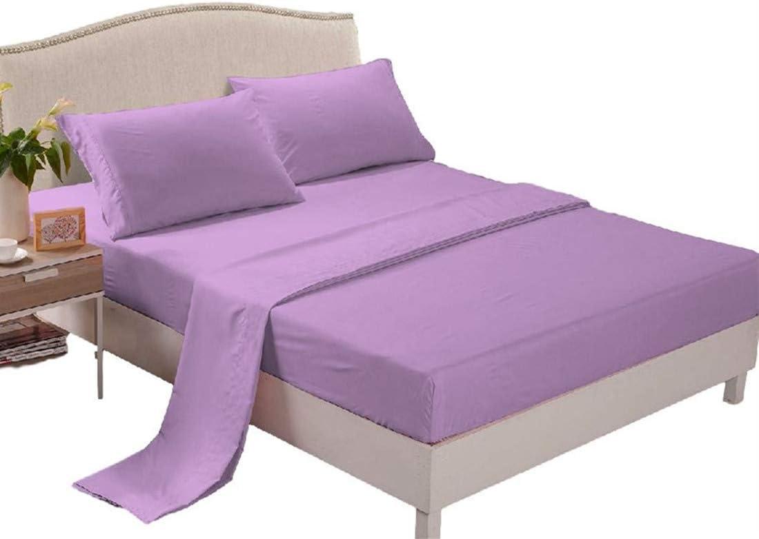 CC/&DD-Bed Sheets Sets,100/% Microfiber,Soft /& Comfortable Deep Pocket,Navy Blue