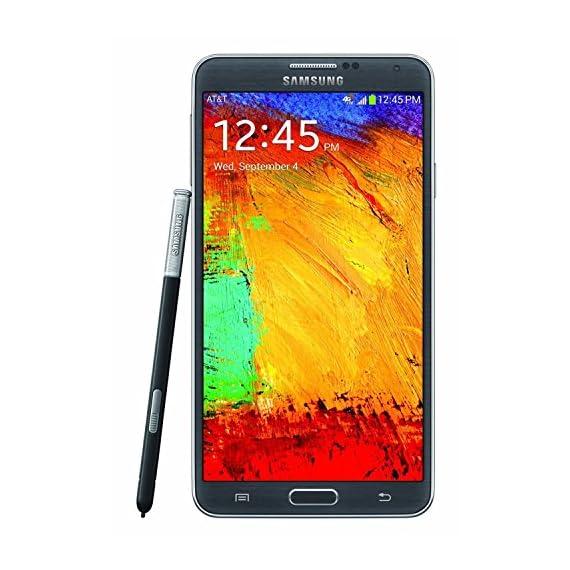 - 51wIEKgy7BL - Samsung Galaxy Note 3 N900A 32GB Unlocked GSM Octa-Core Smartphone w/ 13MP Camera – Black