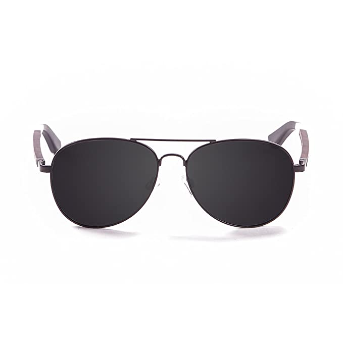dc885f5564 Amazon.com  Ocean Sunglasses Aviator Sun Glasses Pear Wood - Lightweight