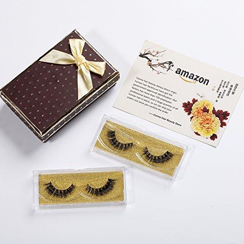 fake-eyelashes-3d-mink-fur-false-eyelashes-thick-cross-style-2-pairs-easy-eye-lashes-for-makeup