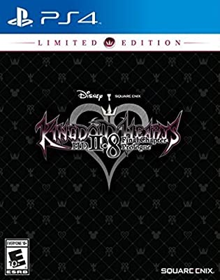 Kingdom Hearts HD 2.8 Final Chapter Prologue Limited Edition - PlayStation 4 by Square Enix