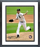 "Chris Sale Chicago White Sox MLB Action Photo (Size: 12.5"" x 15.5"") Framed"