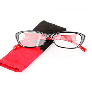 63357b3994 Reading Glasses Spring Hinges Floral Patterned Readers Classy Design  Stylish Readers Travel Women Men Incl.