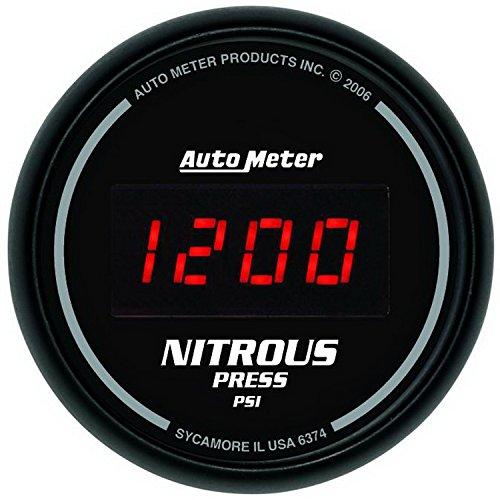 (Auto Meter 6374 Sport Comp Digital 2-1/16