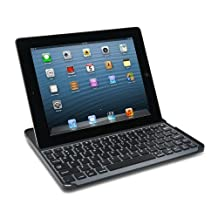 Kensington KeyCover Hard Shell Bluetooth KeyBoard Cover and Stand for iPad 4, iPad 3 and iPad 2(K39785US)