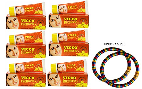 vicco-turmeric-cream-50g-pack-of-6-free-expedited-shipping-via-dhl-express-delivery-in-3-7-days-with