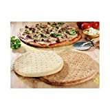 One Republic All Natural Traditional Pizza Shell, 8 inch -- 45 per case.