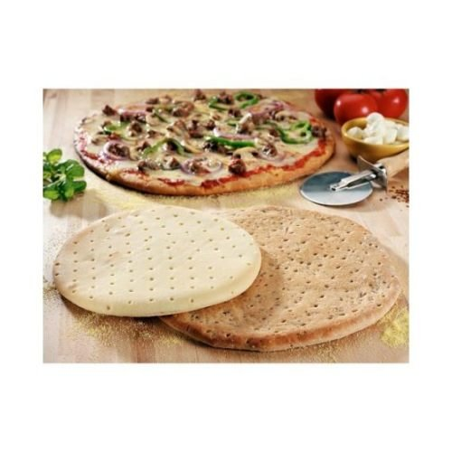 One Republic All Natural Traditional Pizza Shell, 8 inch -- 45 per case. by Grecian Delight