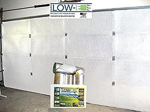 8. ESP Low-E 2-car garage insulation kit