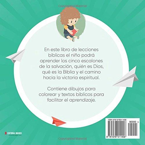 Buy Creciendo con Dios: Lecciones Bíblicas Para Niños: Volume 1 ...