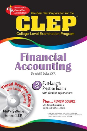 Clep study program
