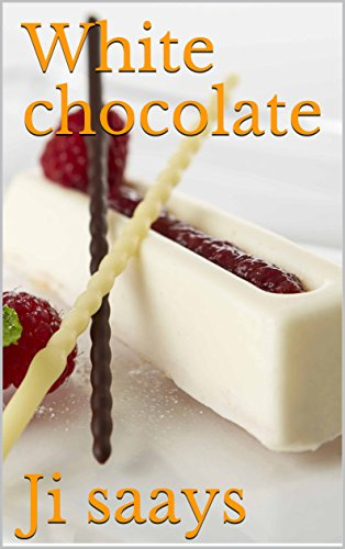 White chocolate by Ji saays