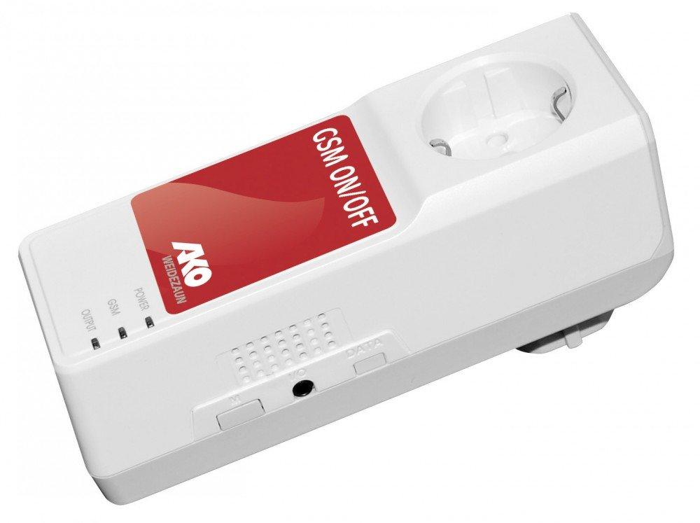 GSM Fernschalter zu 230 Volt Zaun und Sicherheitsprodukt Weidezaunzubehör