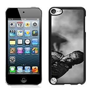 Sons Of Anarchy Jax Teller Charlie Hunnam Black Cool Photo Custom Ipod Touch 5 Phone Case