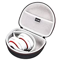 Estuche LTGEM para auriculares Over-Ear Beats Studio /Pro y Beats Solo 2 /Solo 3 y auriculares Sennheiser Momentum