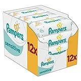 Pampers Feuchttücher Sensitive 2-Monatspack, 672 T…