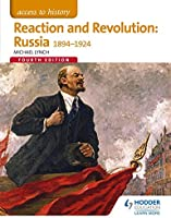 Access To History: Reaction And Revolution: