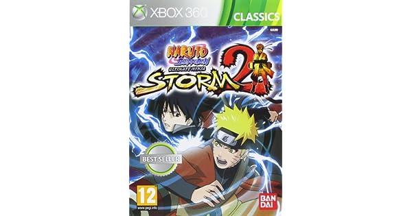 Naruto Shippuden: Ultimate Ninja Storm 2 - Classics: Amazon ...