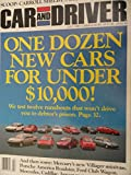 1992 Mercury Villager / Porsche 911 / Eagle Summit / Ford Escort / Ford Festiva / Geo Metro / Honda Civic / Hyundai Excel / Mazda 323 / Nissan Sentra / Plymouth Sundance / Saturn SL / Subaru Justy / Toyota Tercel Road Test