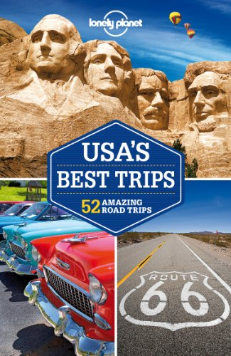 Lonely Planet USA's Best Trips (Travel Guide) cover