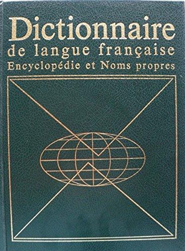 Dictionnaire Hachette: Langue, encyclopédie, noms propres (French Edition)