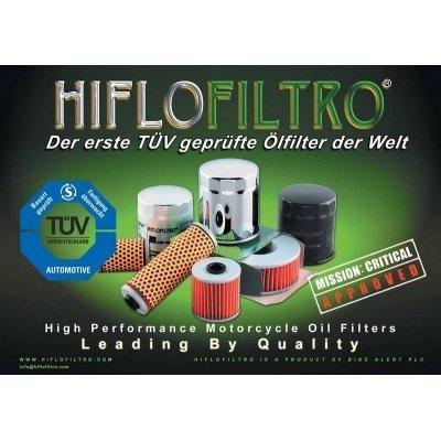 HIFLO /Ölfilter HF303 passend f/ür Yamaha YZF 1000 R Thunder Ace Bj 2001 Motorrad /Ölfilter 4SV