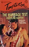 img - for Marriage Test book / textbook / text book