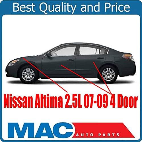 New Full Exhaust Middle Resonator /& Muffler for Nissan Altima 2.5L 07-09 4 Door