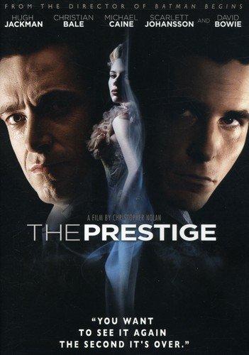 The Prestige from Buena Vista Home Video