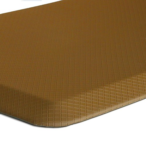 Buhbo ERGO Comfort Series Anti-Fatigue Floor Mat for Office, Kitchen, Standing Desk, Garage (20