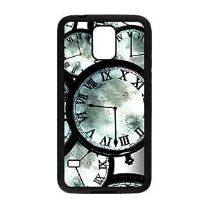 Steins Gate Samsung Galaxy S5 Cell Phone Case Black WON6189218036811