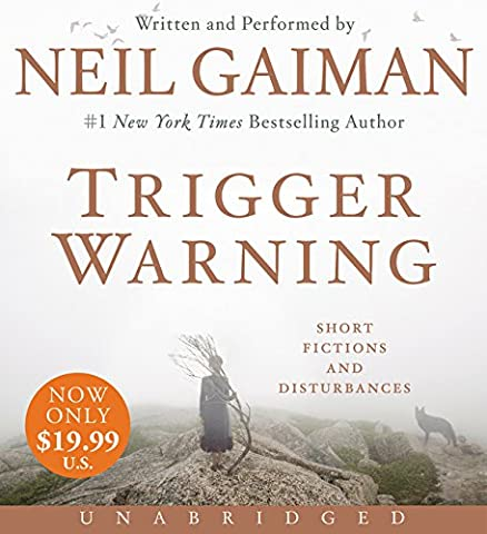 Trigger Warning Low Price CD: Short Fictions and Disturbances (Cd Audio Book Fiction)