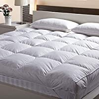 Jaipur Linen Mattress Topper