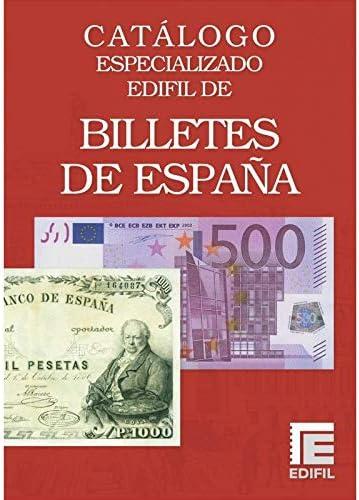 EDIFIL Catálogo especializado Billetes de España. Edición 2017: Amazon.es: Juguetes y juegos