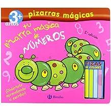 Tu pizarra magica de numeros/ Chalkboard Number (Pizarras magicas/ Chalkboard Writing) (Spanish Edition)