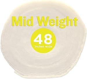 Fairfield RS648B MID Weight Batting, 48